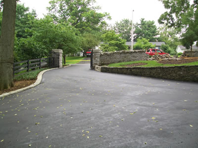 H M Prather And Son Paving And Excavating Lexington Ky